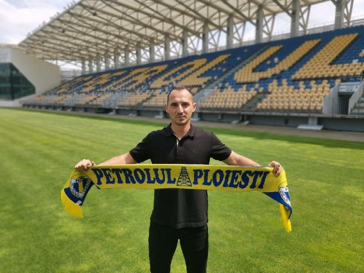 Claudiu Tudor este noul director sportiv al  echipei Petrolul Ploiesti