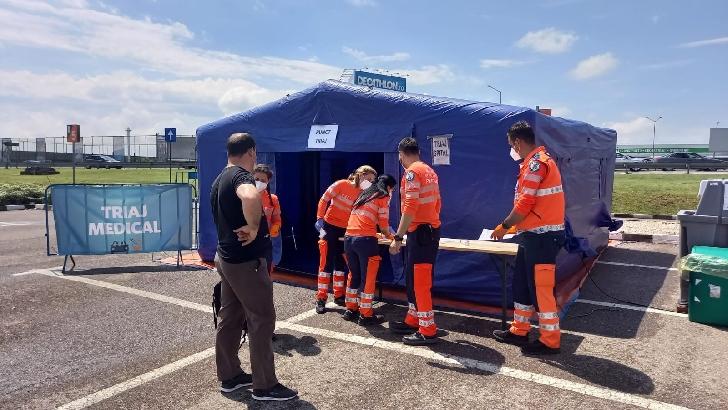 Informare de presă privind situaţia COVID-19 şi a vaccinării anti SARS-CoV-2,  în Prahova, 27 mai 2021