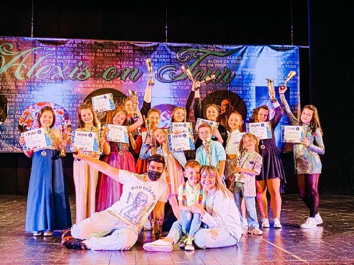 Număr impresionant de premii câştigate de VOX APOLLO la concursul ALEXIS ON TOUR 2021-PLOIESTI