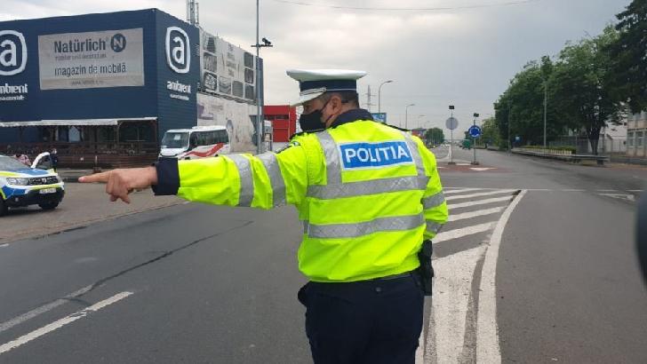 Poliţia Română a derulat, la nivel naţional, o acţiune pentru siguranţa transportului de persoane