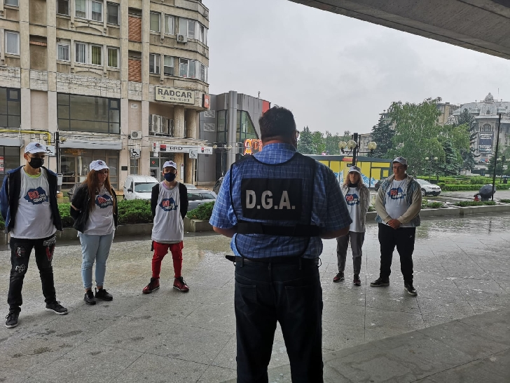 DIRECŢIA GENERALĂ ANTICORUPŢIE (DGA) LA CEAS ANIVERSAR.16 ani de activitate
