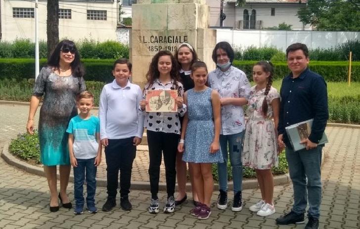 Trupa Hara (Comunitatea Elena Prahova) a obtinut  locul  I la Concursul Naţional de Teatru pentru Actori Amatori