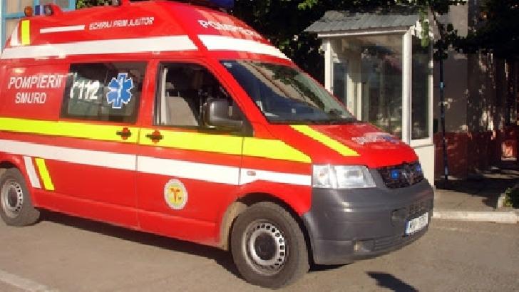 Accident rutier in Mitica Apostol. Au fost implicate o autoutilitara si un autoturism