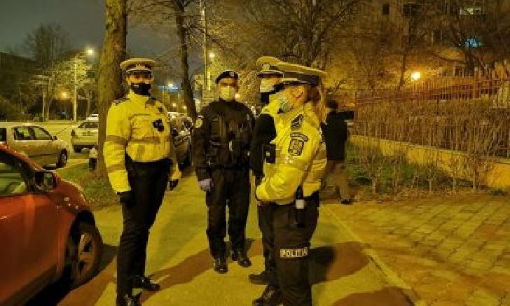 Poliţiştii din Mizil au întrerupt o petrecere privată