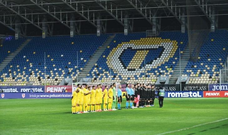 """Echipa naţională a României se reîntoarce pe stadionul"""" Ilie Oana"""" Ploieşti"""