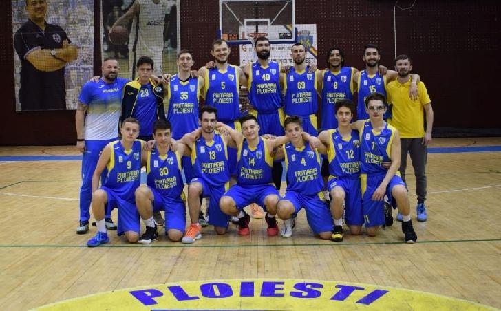 Turneul Final al Ligii I la baschet masculin începe mâine, în Sala Sporturilor Olimpia Ploiesti