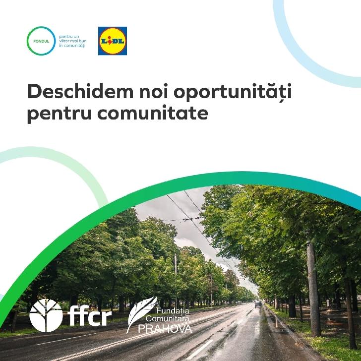 """Fundaţia Comunitară Prahova dă """"liber la apelul de idei şi proiecte civice pentru Ploieşti"""""""