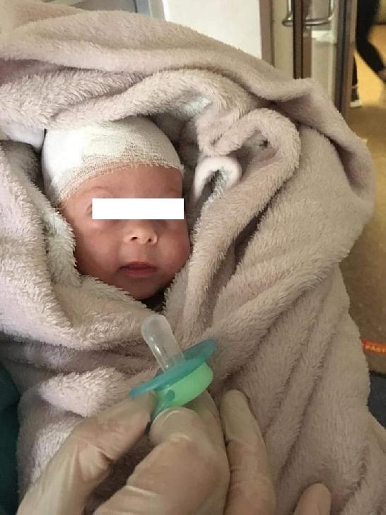 APEL UMANITAR! O fetita in varsta de doar 3 luni (din Ploiesti) are NEVOIE DE AJUTOR.Este diagnosticata cu glioblastom grad inalt