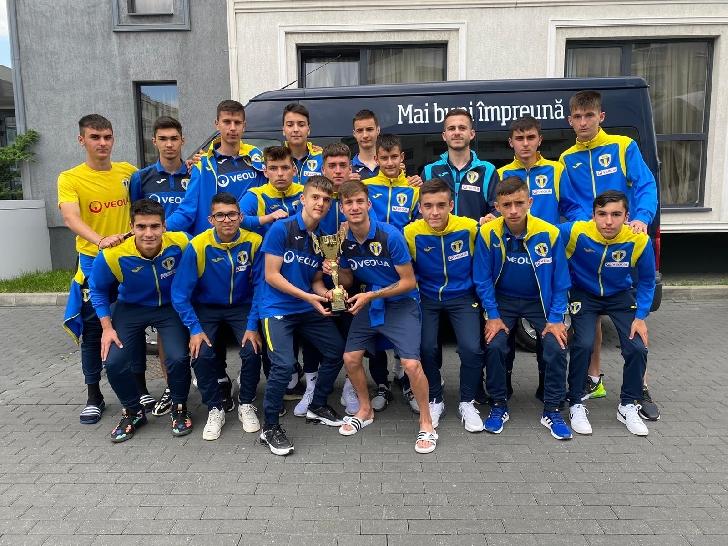 Liga Elitelor Under 16. Petrolul Ploiesti s-a oprit in semifinalele competitiei. Academica Clinceni-Petrolul Ploiesti 3-0