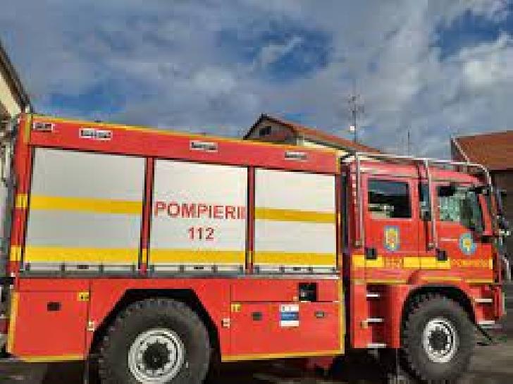 Branşament de gaze avariat în Breaza. Trei proprietăţi au fost evacuate