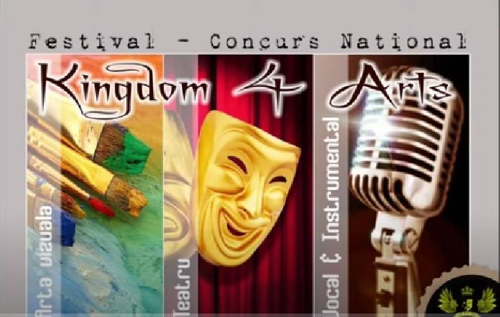 """Şcoala de teatru şi dans DYA FUN, premii importante la Festivalul de teatru """"Kingdom 4 Arts"""" Galaţi"""