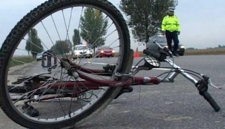 În Ploieşti, un bărbat a murit după ce a căzut de pe bicicletă
