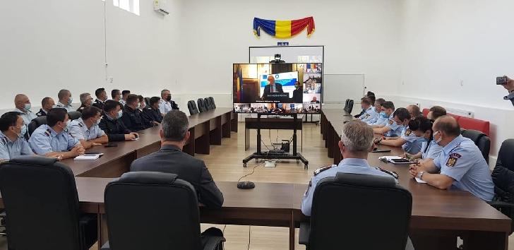 ISU PRAHOVA.Conferinţa de deschidere a proiectului VIZIUNE 2020