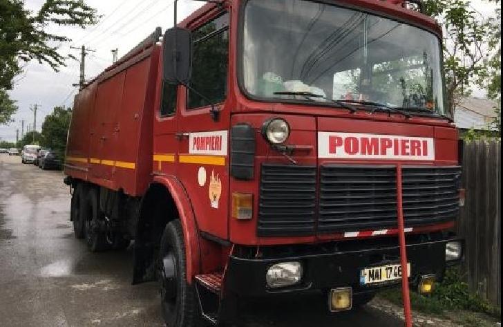 Vremea nepotrivită face ravagii în Prahova. Misiuni ale pompierilor