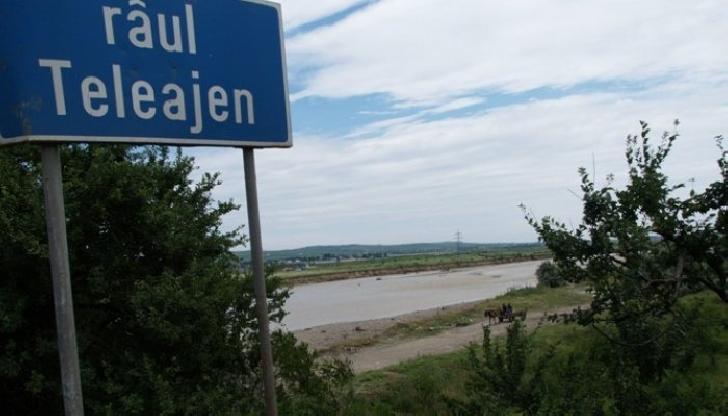 Avertizare hidrologică - COD PORTOCALIU,   pe râurile din bazinele Prahova şi Buzău