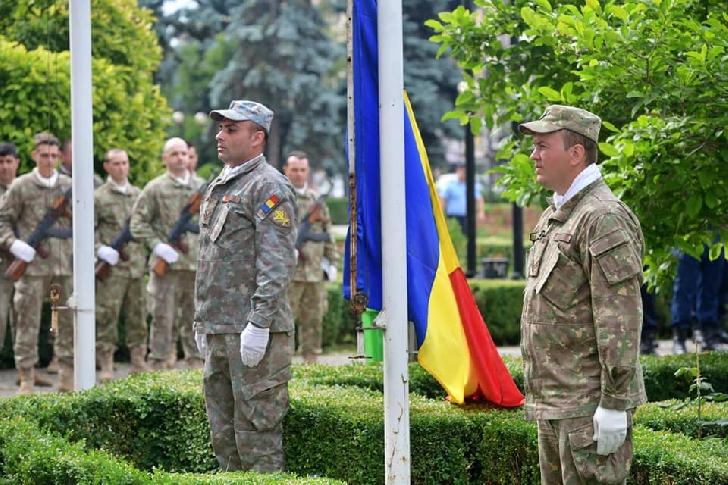Ziua Drapelului Naţional a fost sărbătorită si la Ploieşti
