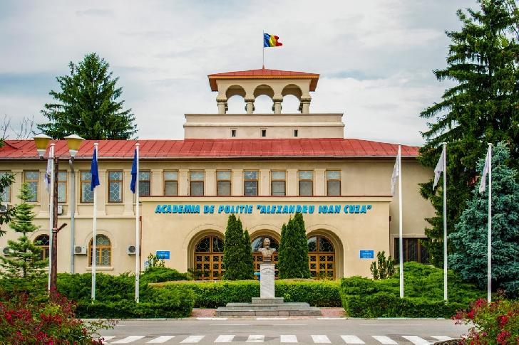 """755 de posturi sunt disponibile pentru admiterea la Academia de Poliţie """"Alexandru Ioan Cuza"""""""
