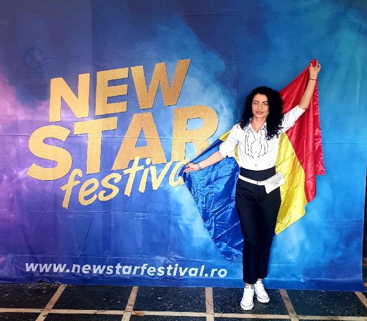 IZA DANCE SPORT Ploieşti a câştigat două premii importante la concursul naţional News Star Festival