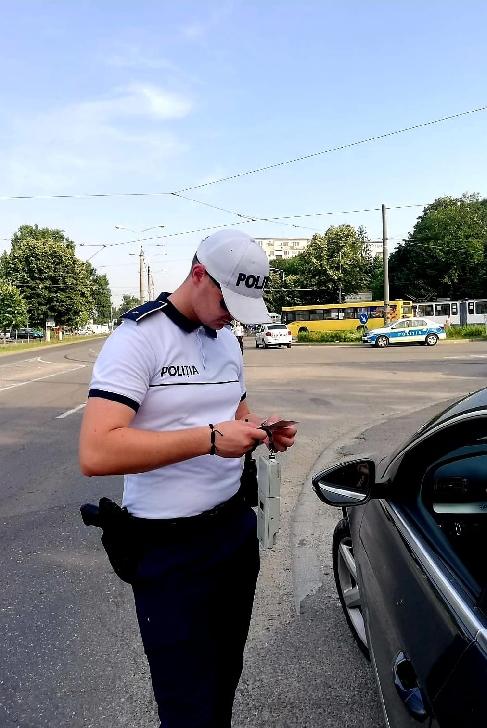 IJP Prahova a organizat o acţiune pe raza Secţiei de Poliţiei Rurală nr. 6 Ciorani