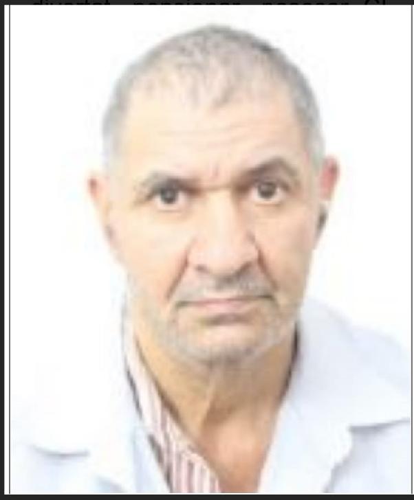 Un bărbat din comuna Berceni este dat dispărut. Dacă îl vedeţi sunaţi la Poliţie