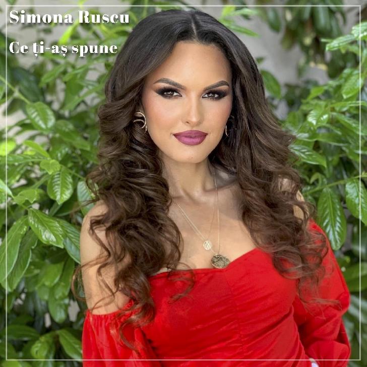 """Simona Ruscu lansează noul single si videoclip, """"Ce ţi-aş spune"""" (vezi aici)"""