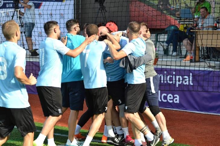 Chedra Tax Ploieşti, vicecampioana nationala la minifotbal