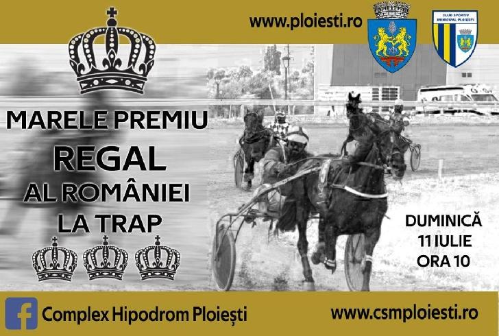 Hipodromul Ploieşti găzduieşte, duminică, Marele Premiul Regal al României la Trap