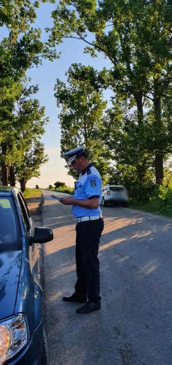 În săptămâna 5-11 iulie, IJP Prahova a  organizat o acţiune pe linie rutieră