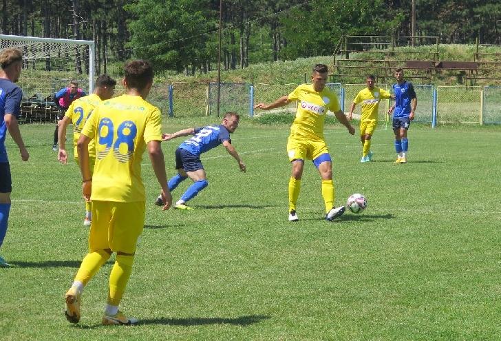 Infrangere in amicalul cu FC Buzau. FC Buzău – FC Petrolul 1-0