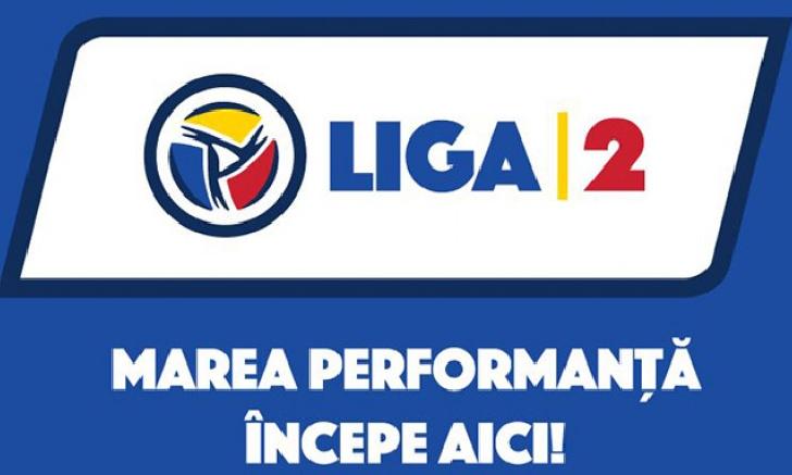Liga 2, sezon  2021-2022.Programul  complet al sezonului regulat