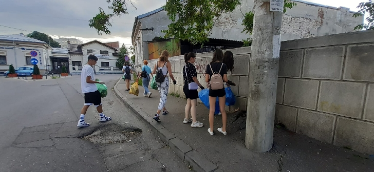 Town Clean Up Day - un eveniment de ecologizare marca Planet Z Romania