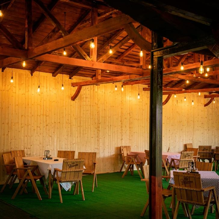 Restaurant LE ARQ Bucov, locul tau de linişte şi relaxare