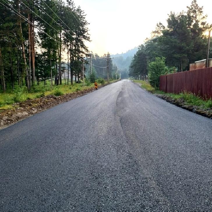 CJ  Prahova a anunţat demararea de ample lucrări de asfaltare şi modernizare pe DJ 102I, la Valea Doftanei