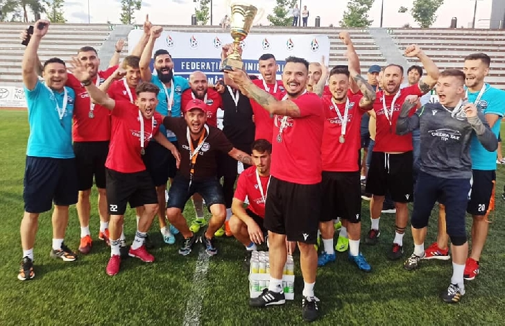 Chedra Tax Ploieşti va participa la EMF CHAMPIONS LEAGUE (Liga Campionilor la minifotbal)