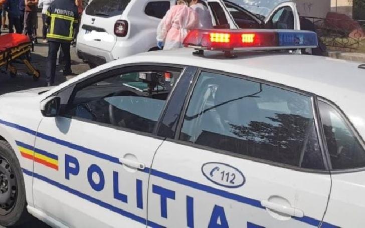Accident rutier intre un ATV si autoturism, pe strada Constantin Stere
