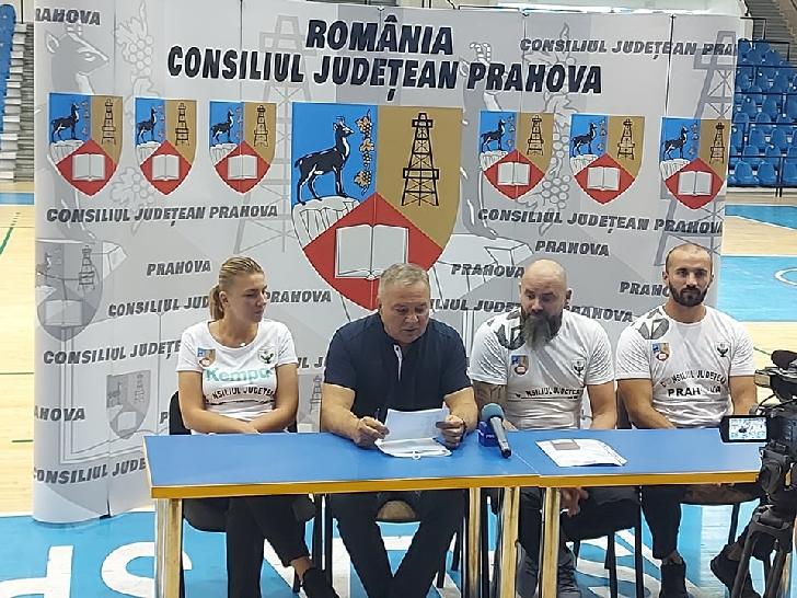 CS ACTIV Prahova Ploieşti  s-a reunit pentru noul sezon. Bufnitele au un staff nou