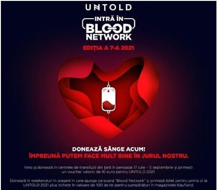 """Ploieştenii se implică activ în campania de donare de sânge""""BLOOD NETWORK"""""""