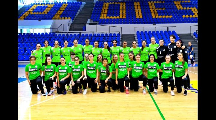 Noul lot al echipei de handbal feminin CS ACTIV  PRAHOVA PLOIESTI