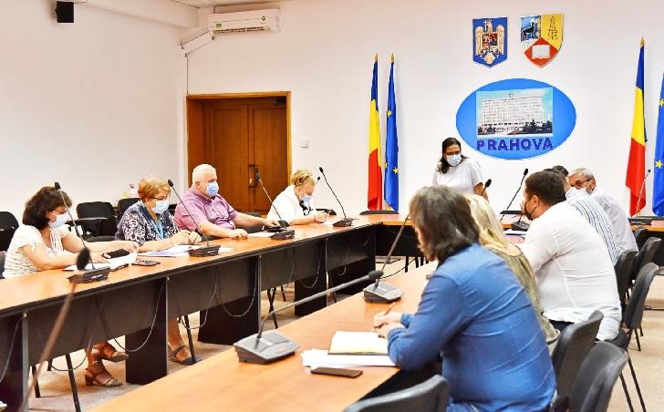 Propuneri si solutii pentru racordarea tuturor localitatilor din Prahova la reteaua de gaze naturale