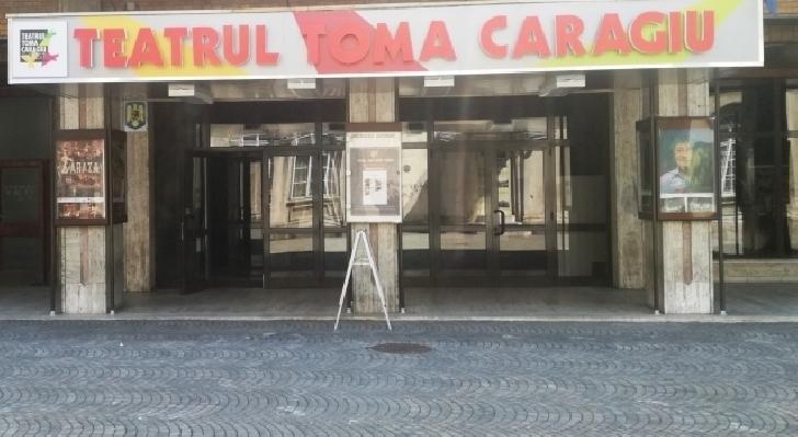 Toma Caragiu va fi omagiat la Teatrul care ii poarta numele