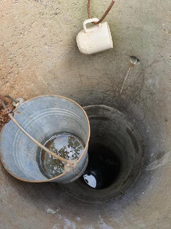 ISU Prahova a dus 5000 de litri de apă în satul Meliceşti