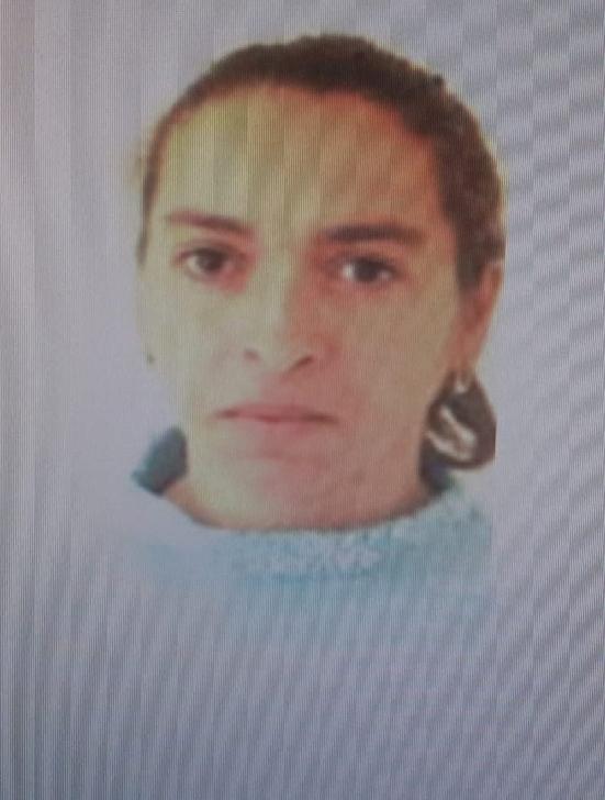 AŢI VĂZUT-O?O femeie  din comuna Drăgăneşti este dată dispărută