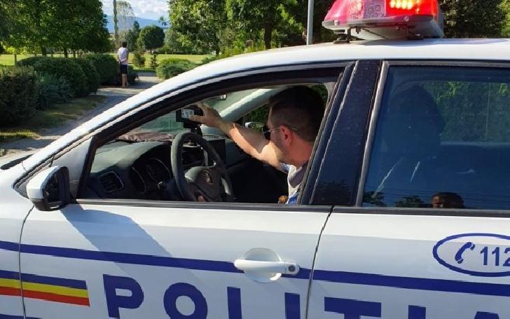 Doi soferi din Prahova au fost prinşi  în trafic bauti sau fără permis de conducere