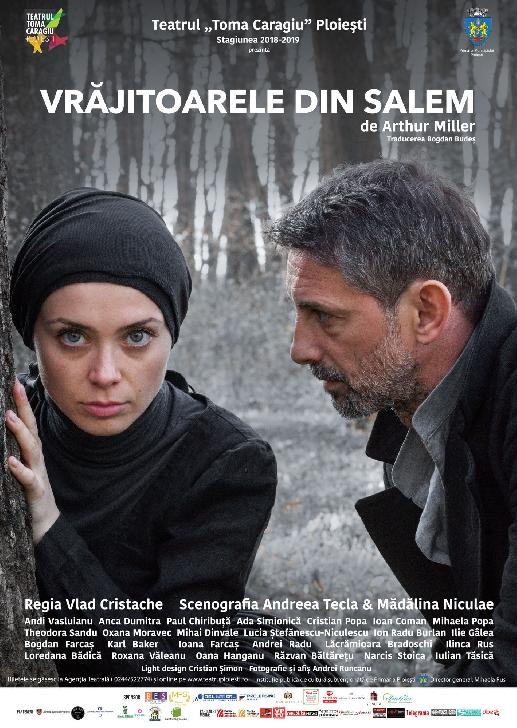 """Teatrul """"Toma Caragiu"""" Ploiesti  participă la Festivalul Internaţional de Teatru de la Sibiu"""