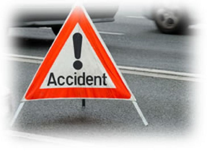 Accident la Buşteni.Două autoturisme  au intrat în coliziune