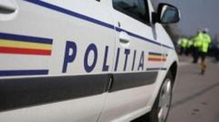 Accident rutier la ieşirea din Ploieşti către Păuleşti. Un bărbat a ajuns la spital
