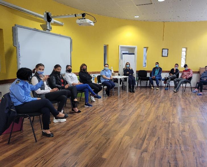 Penitenciarul de Femei Ploieşti – Târgşorul Nou a organizat un workshop la  Şcoala de Meserii CONCORDIA