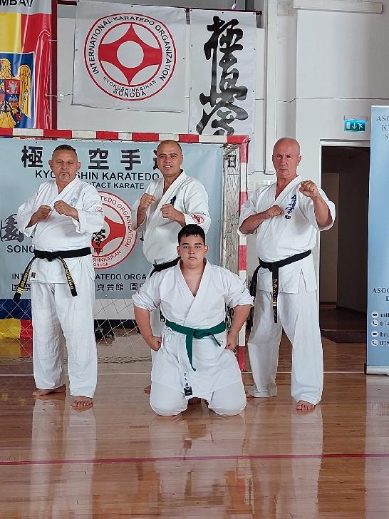 Exclusiv www.infoploiesticity.ro. INTERVIU cu Milea Neculai  Preşedintele Federaţiei de karate-Kyokushinkaikan Sonoda România