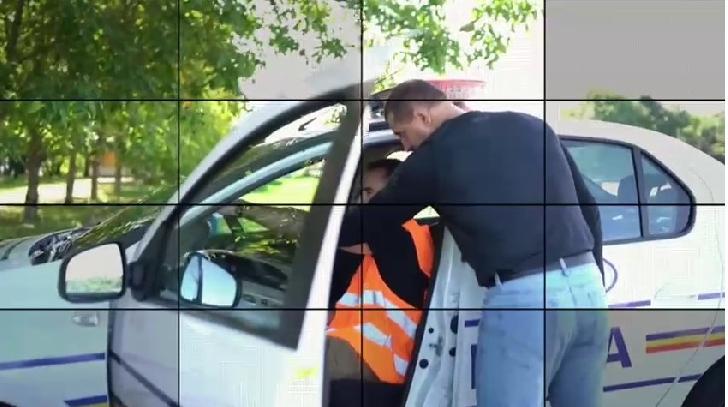 PROBA PRACTICĂ PENTRU AVIZAREA POLIŢIŞTILOR INSTRUCTORI (video)