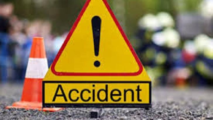 Accident rutier în Păuleşti
